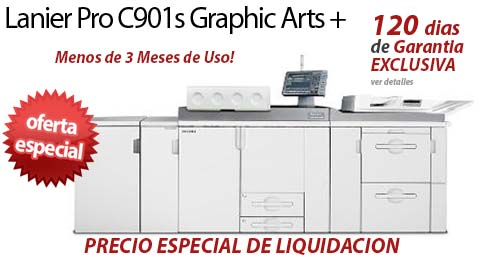 Comprar una Lanier Pro C901s Graphic Arts +