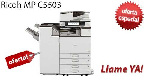 Comprar una Ricoh MP C5503