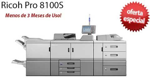 Comprar una Ricoh Pro 8100s