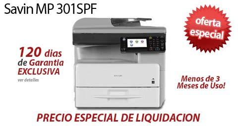 Comprar una Savin MP 301SPF