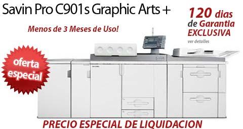 Comprar una Savin Pro C901s Graphic Arts +