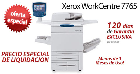 Comprar una Xerox WorkCentre 7765