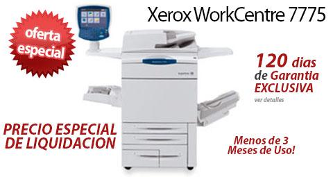 Comprar una Xerox WorkCentre 7775