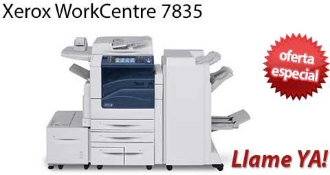 Comprar una Xerox WorkCentre 7835