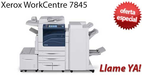 Comprar una Xerox WorkCentre 7845