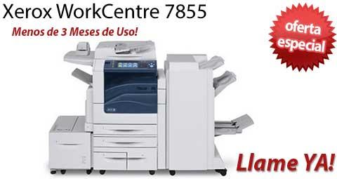 Comprar una Xerox WorkCentre 7855