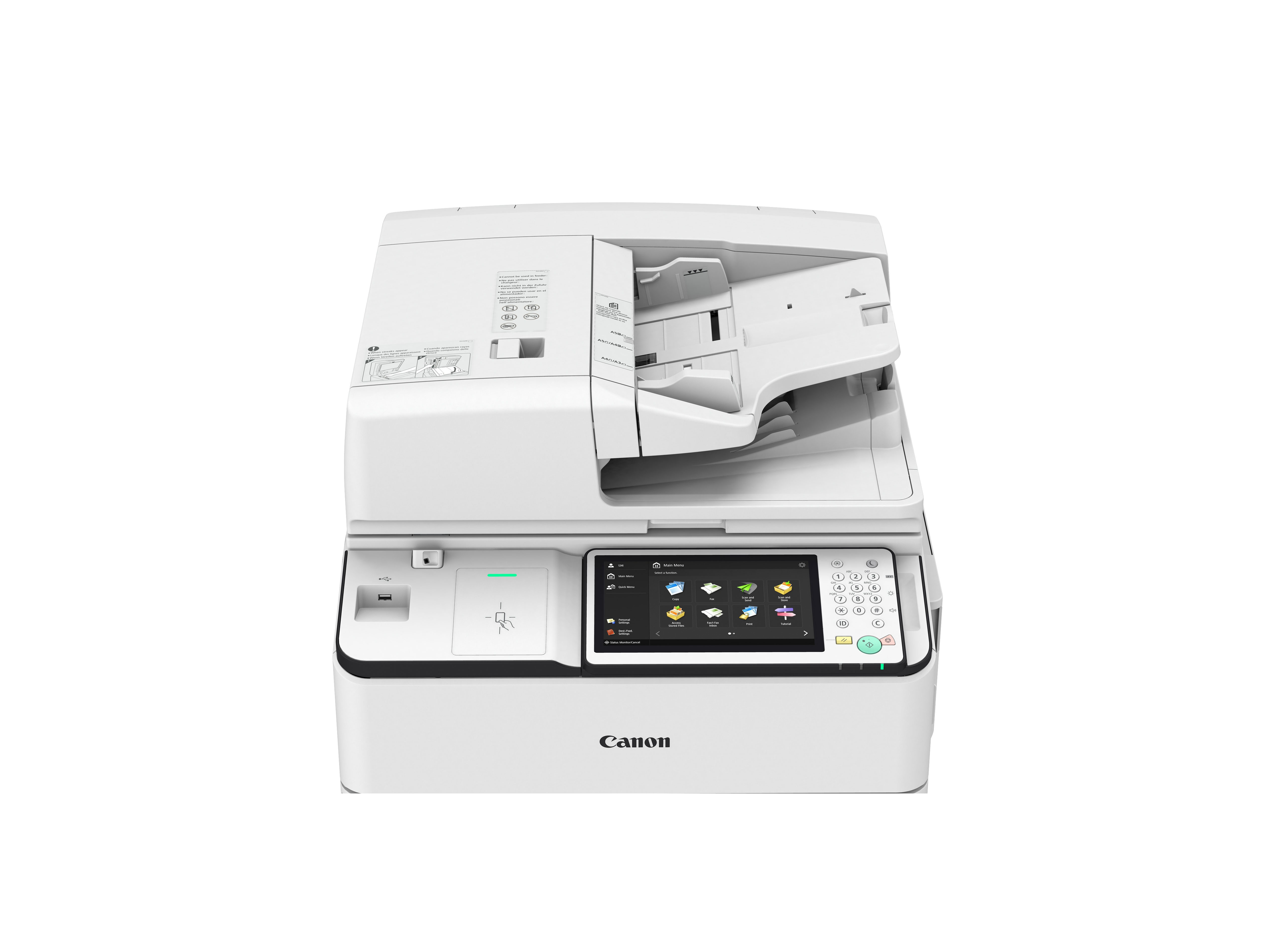 Fotocopiadora imageRUNNER ADVANCE 6565i II usada