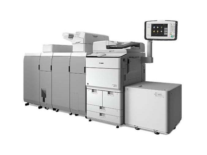 Fotocopiadora imageRUNNER ADVANCE 8505i III usada