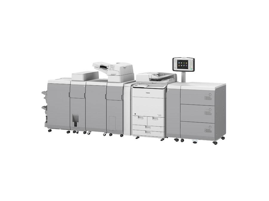 Fotocopiadora imageRUNNER ADVANCE C7565i II usada