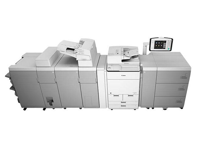Fotocopiadora imageRUNNER ADVANCE C7580i III usada