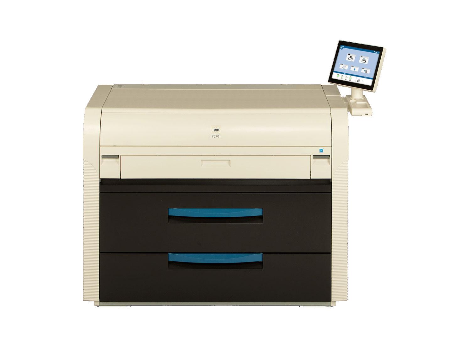 Fotocopiadora KIP 7570 Barata