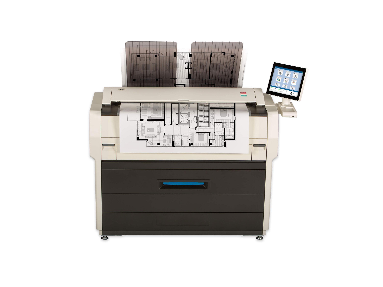 Fotocopiadora KIP 7570 usada
