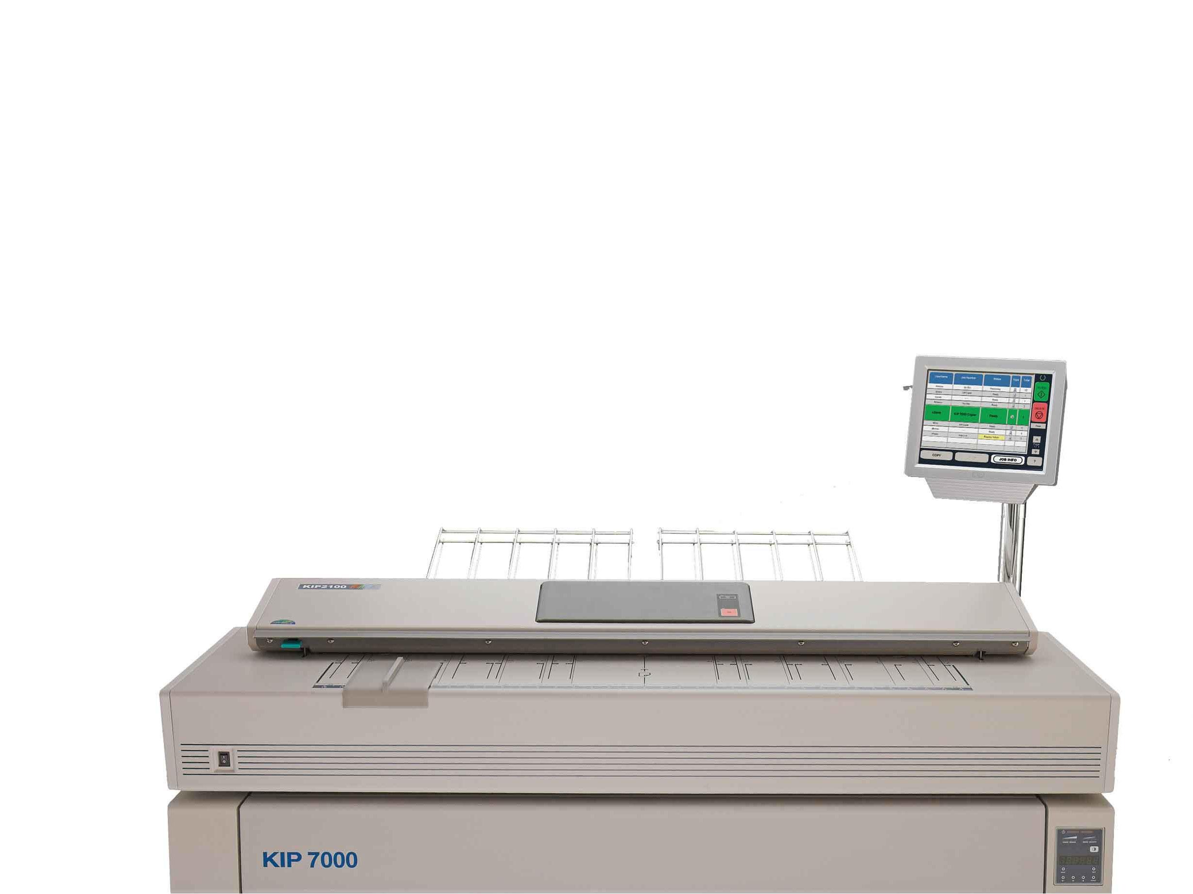 Fotocopiadora Kip 7100 Barata