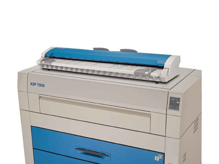 Fotocopiadora Kip 7100 usada