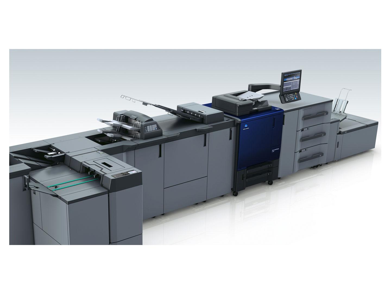Fotocopiadora AccurioPress C3080 usada