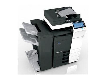 Fotocopiadora bizhub 368e usada