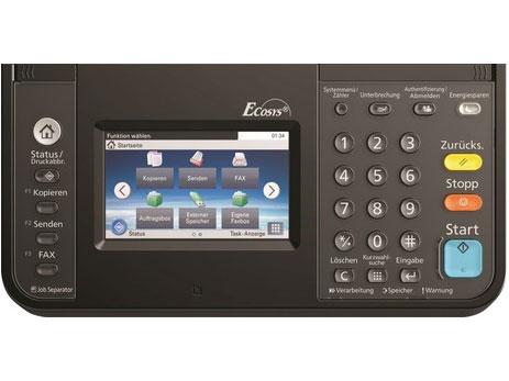 Fotocopiadora ECOSYS M8124cidn usada