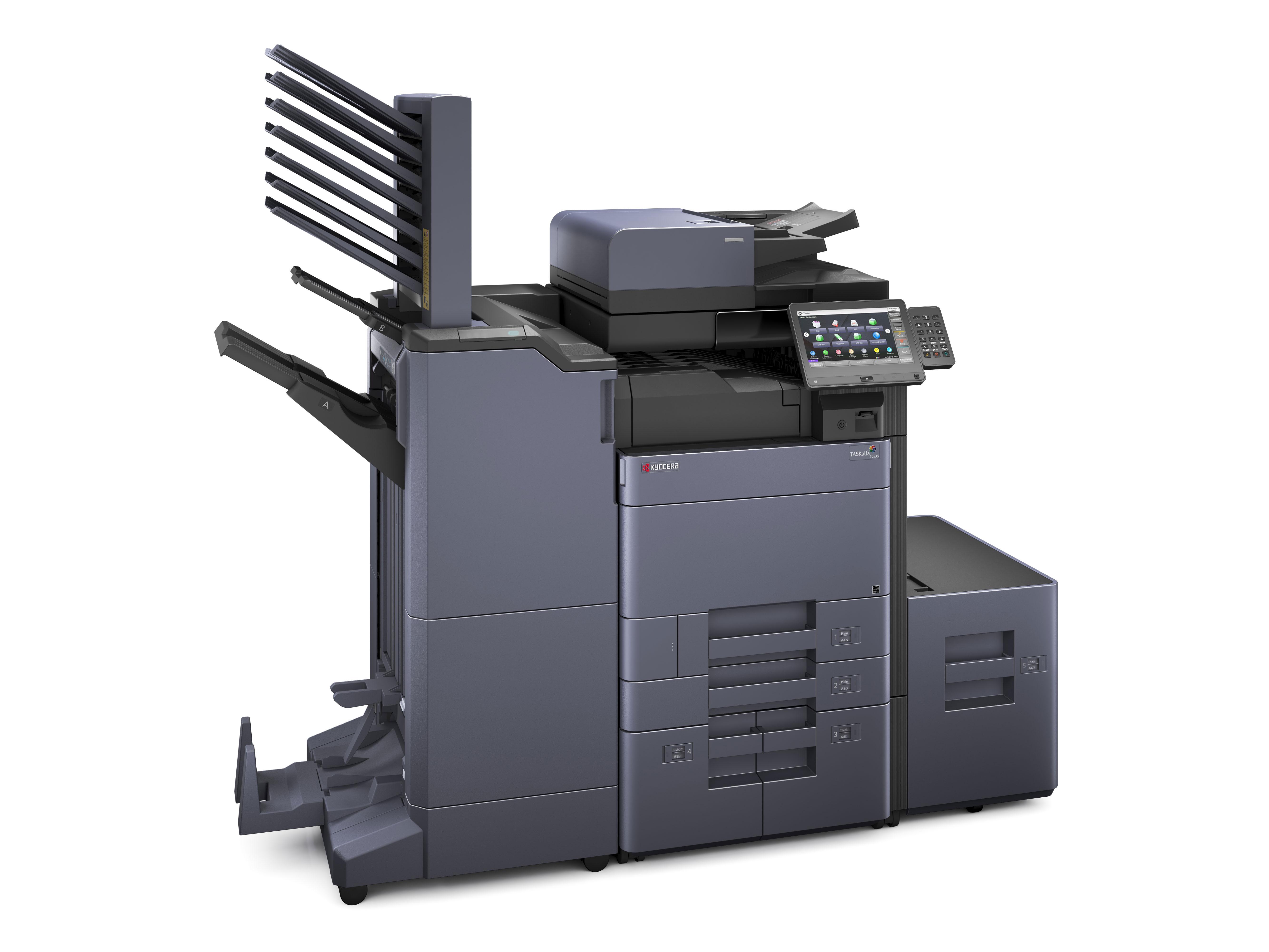 Fotocopiadora TASKalfa 5053ci usada