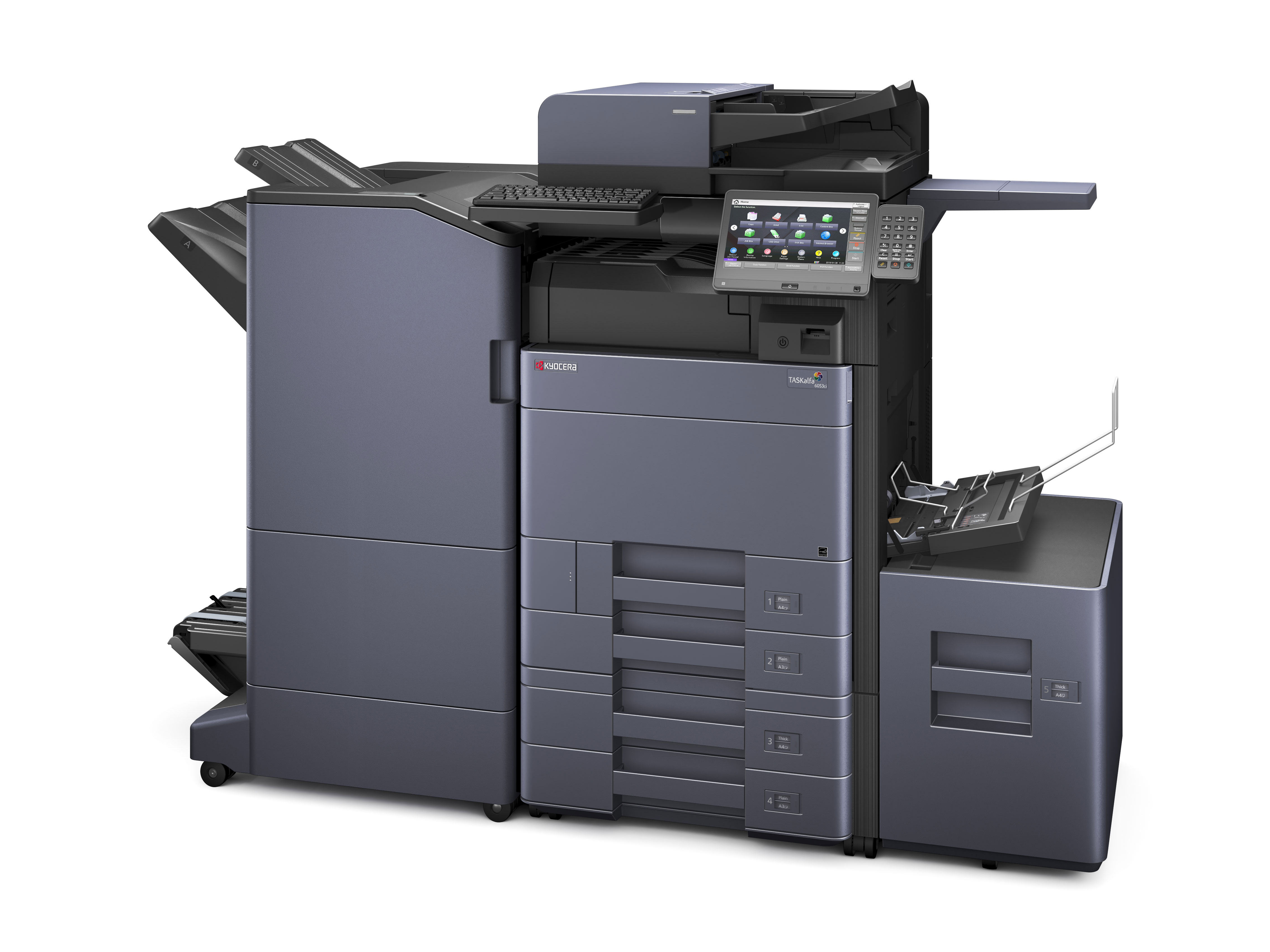 Fotocopiadora Kyocera TASKalfa 6053ci Barata