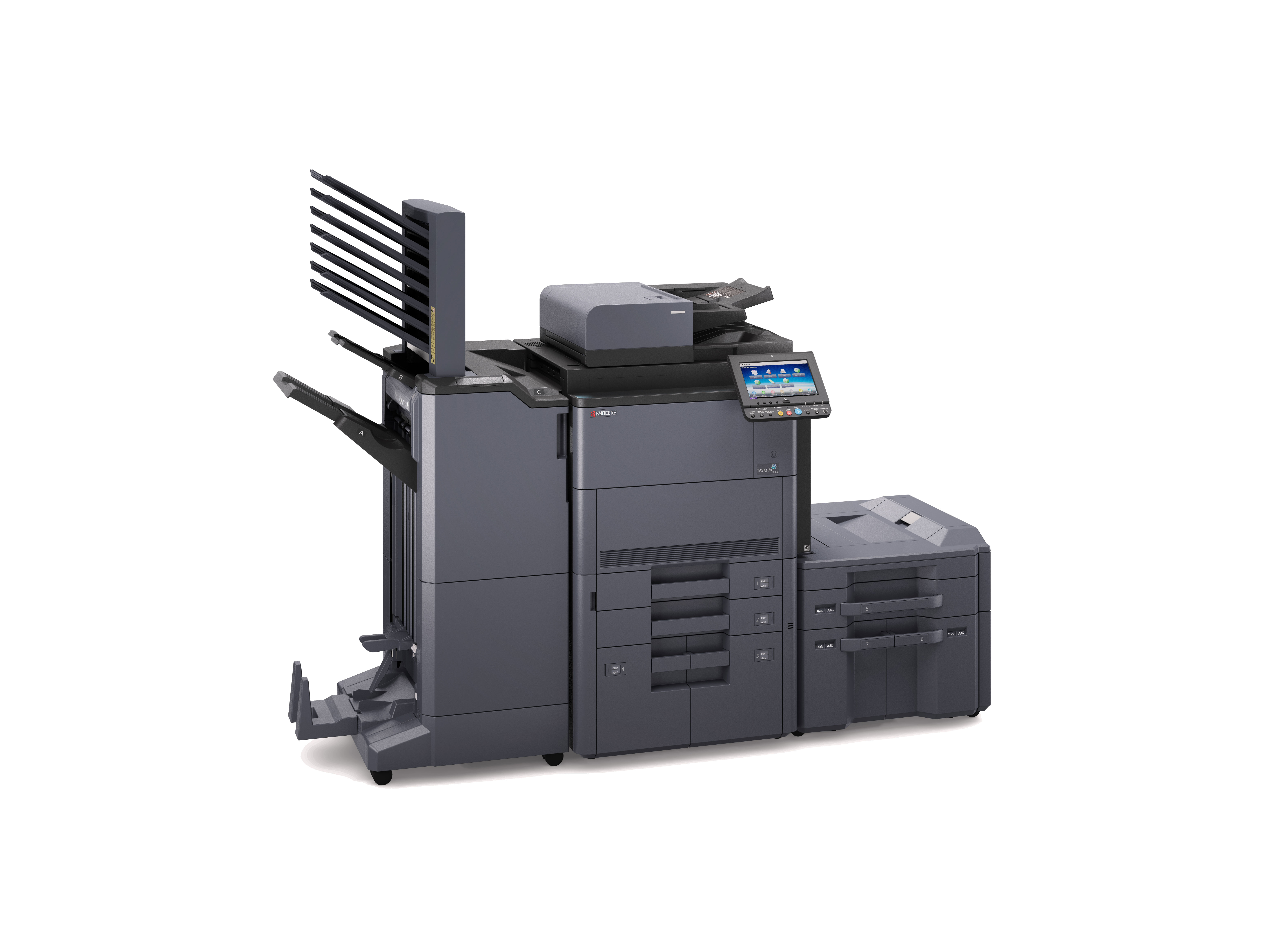 Fotocopiadora TASKalfa 9002i usada