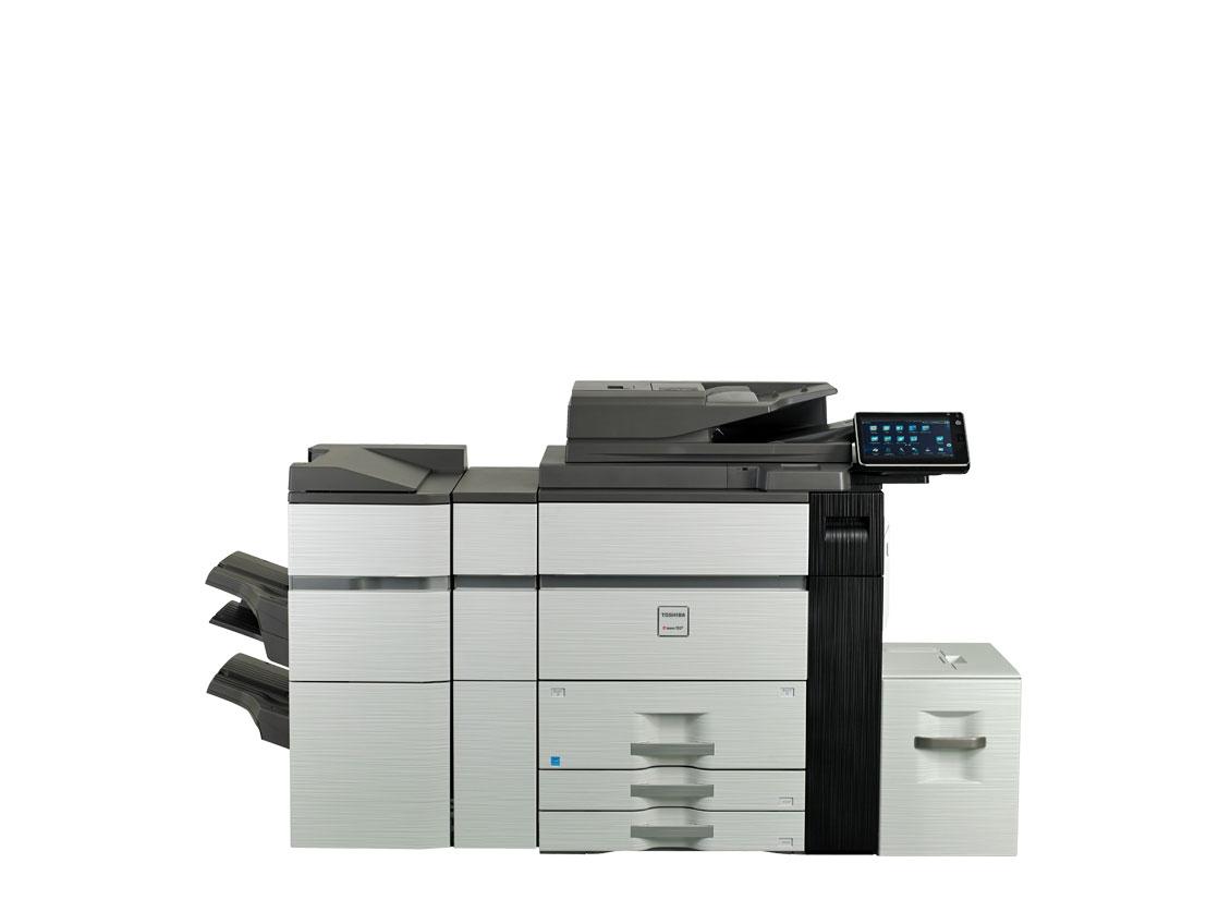 Fotocopiadora e-STUDIO 1207 usada