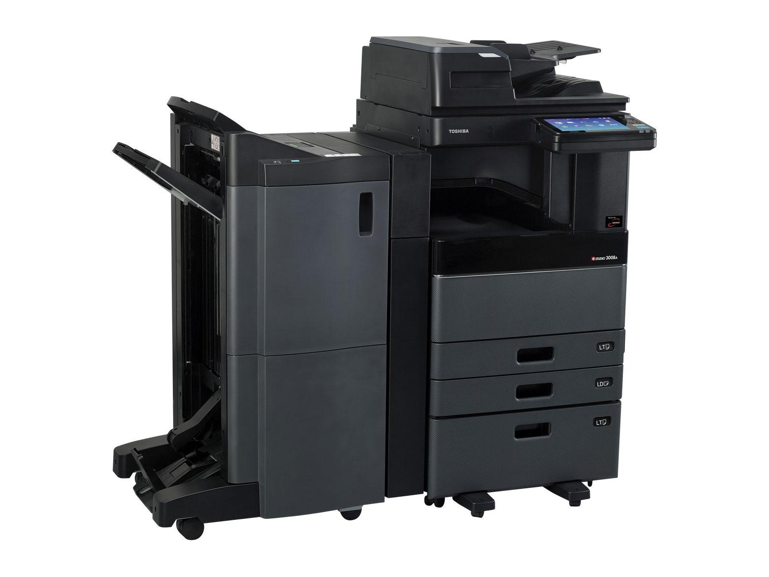 Fotocopiadora e-STUDIO 2008A usada