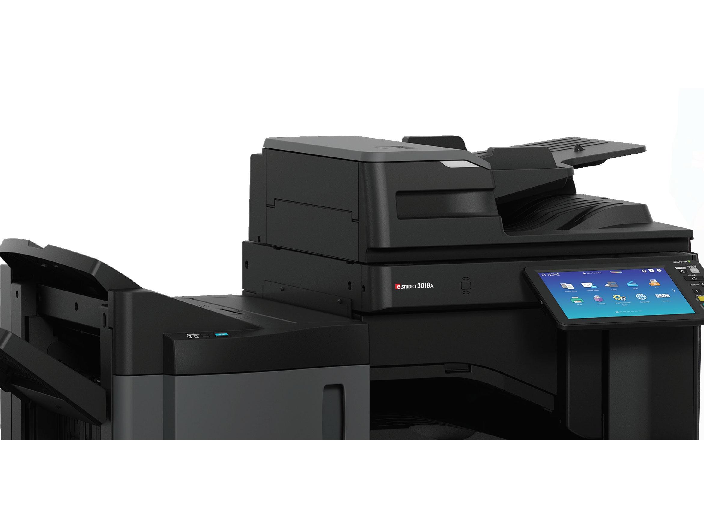 Fotocopiadora e-STUDIO 2018A usada