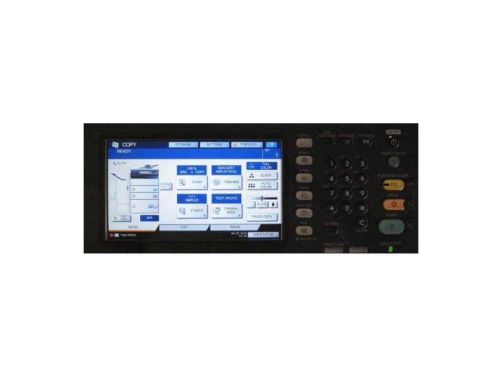 Fotocopiadora e-STUDIO 2050C usada
