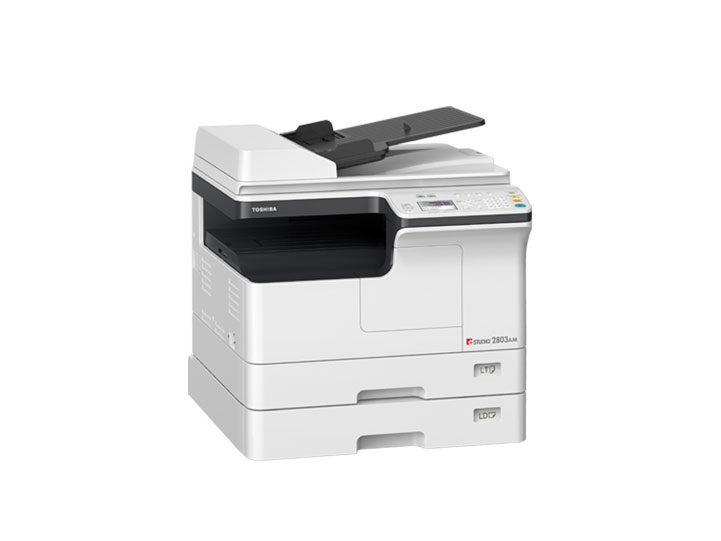 Fotocopiadora e-STUDIO 2803AM usada