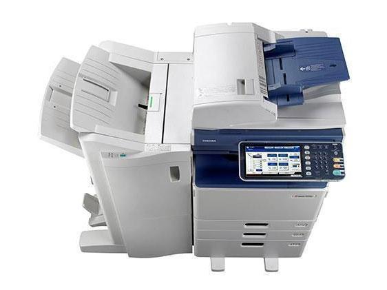 Fotocopiadora Toshiba e-STUDIO 3555C Barata