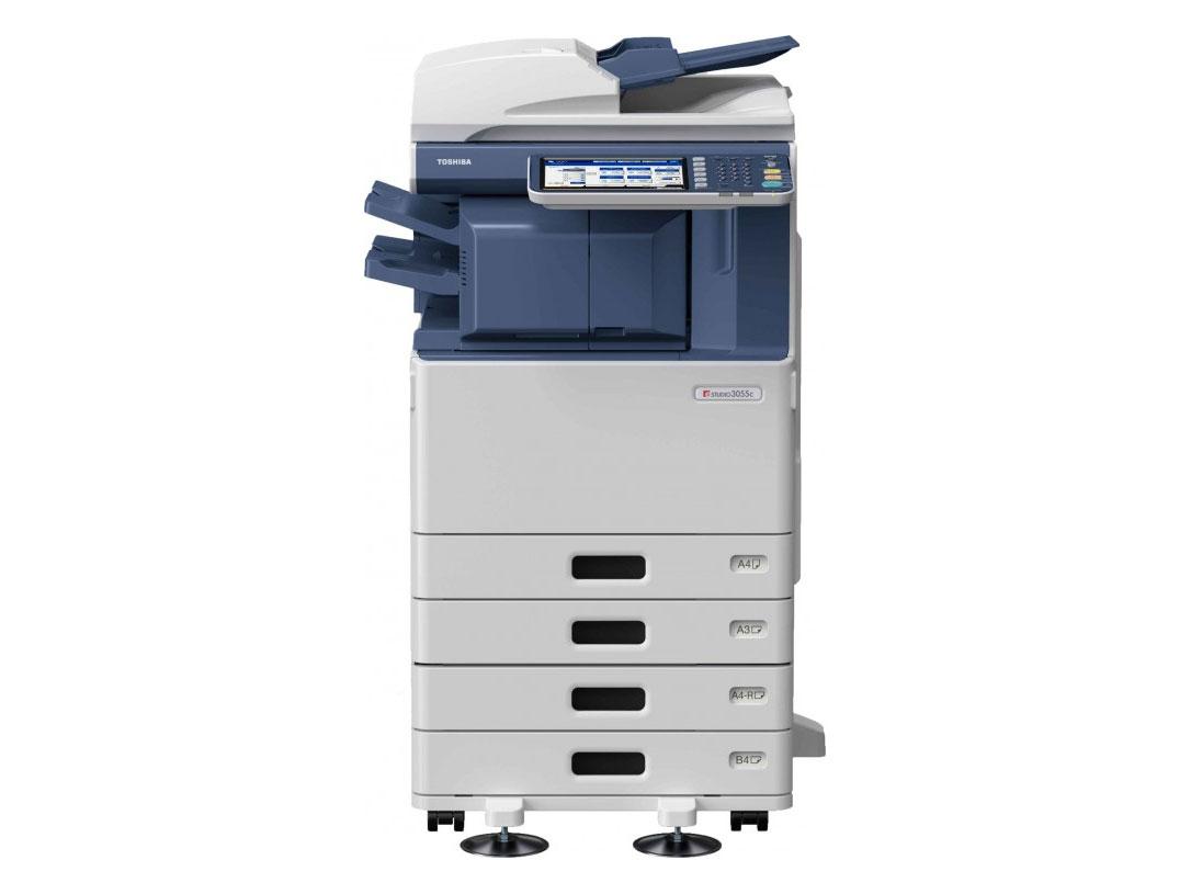 Fotocopiadora e-STUDIO 3555C usada