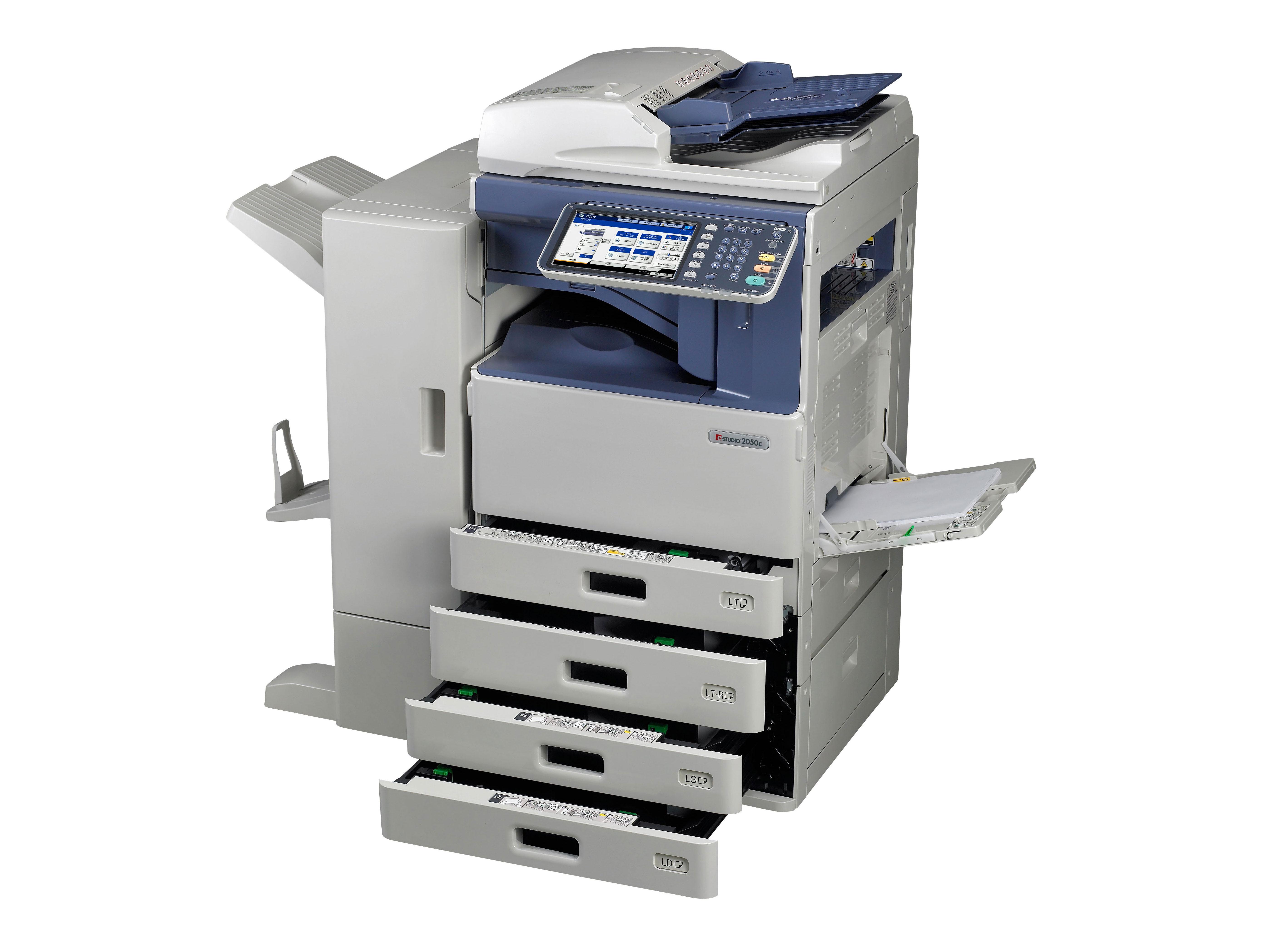 Fotocopiadora e-STUDIO 4555C usada