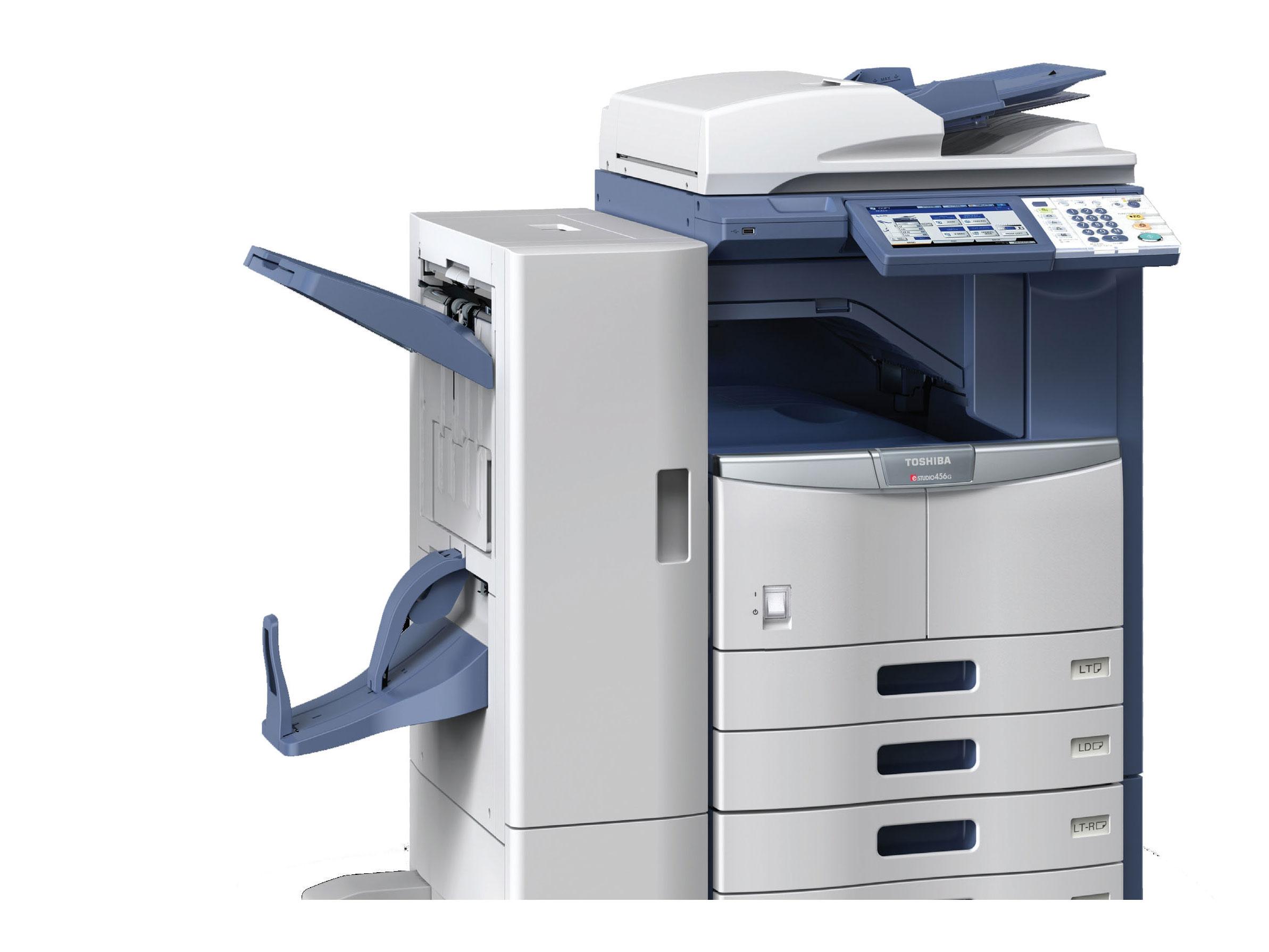Fotocopiadora Toshiba e-STUDIO 456G Barata
