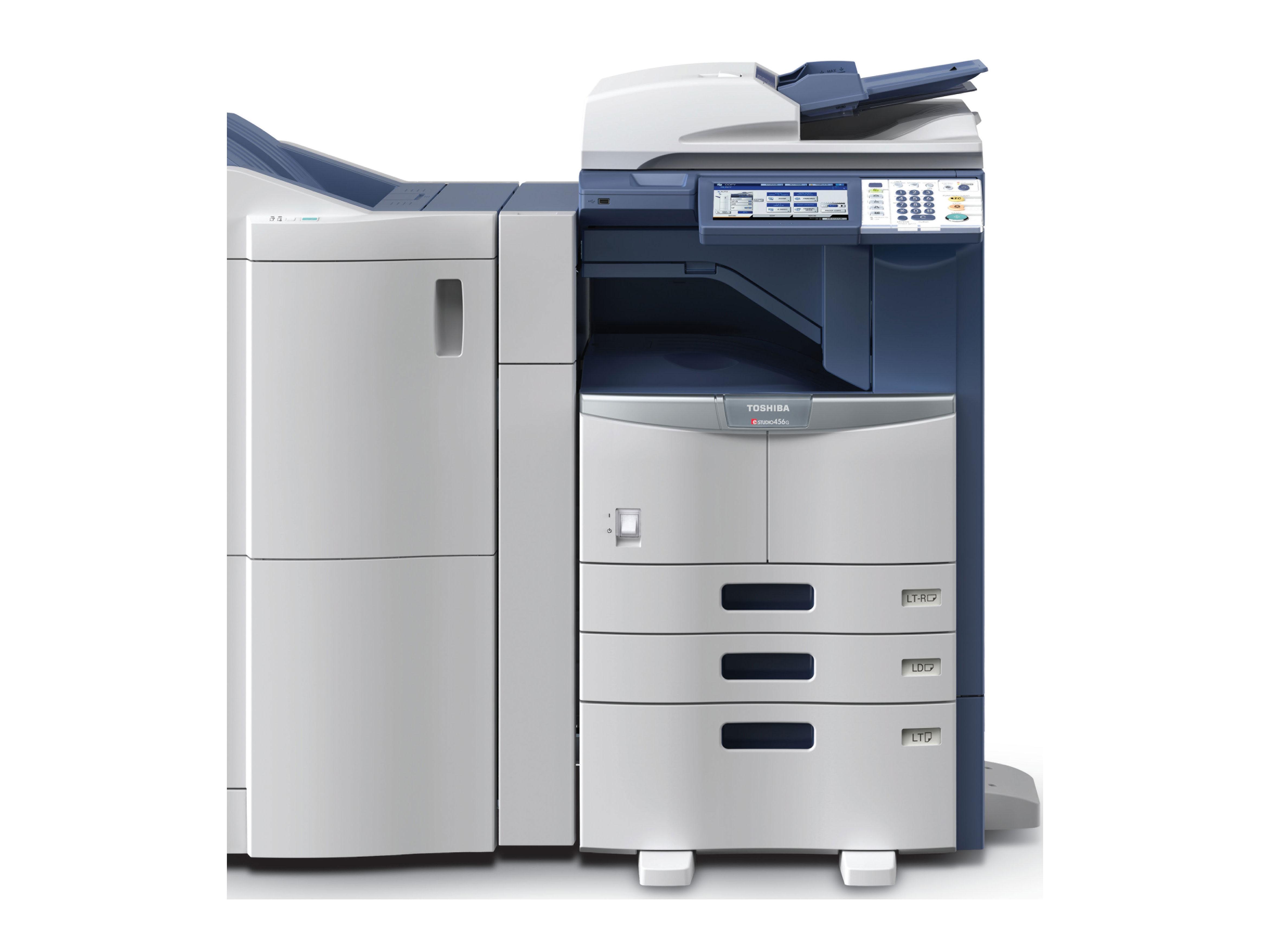 Fotocopiadora e-STUDIO 456G usada