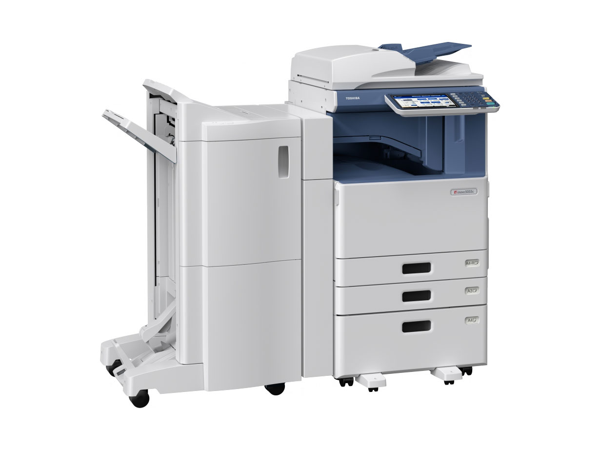 Fotocopiadora Toshiba e-STUDIO 5055C Barata