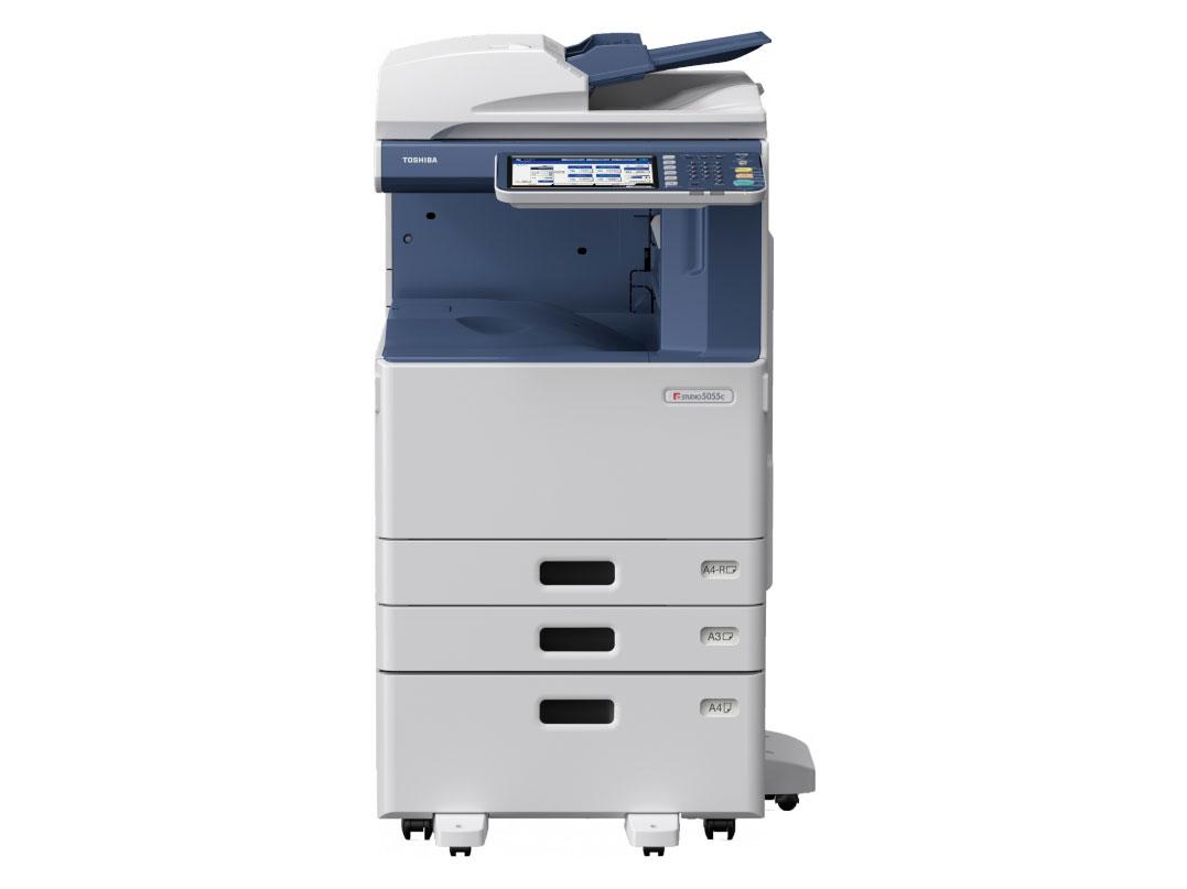 Fotocopiadora e-STUDIO 5055C usada