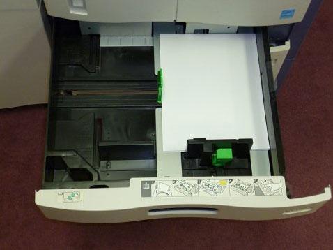 Fotocopiadora e-STUDIO 506 usada