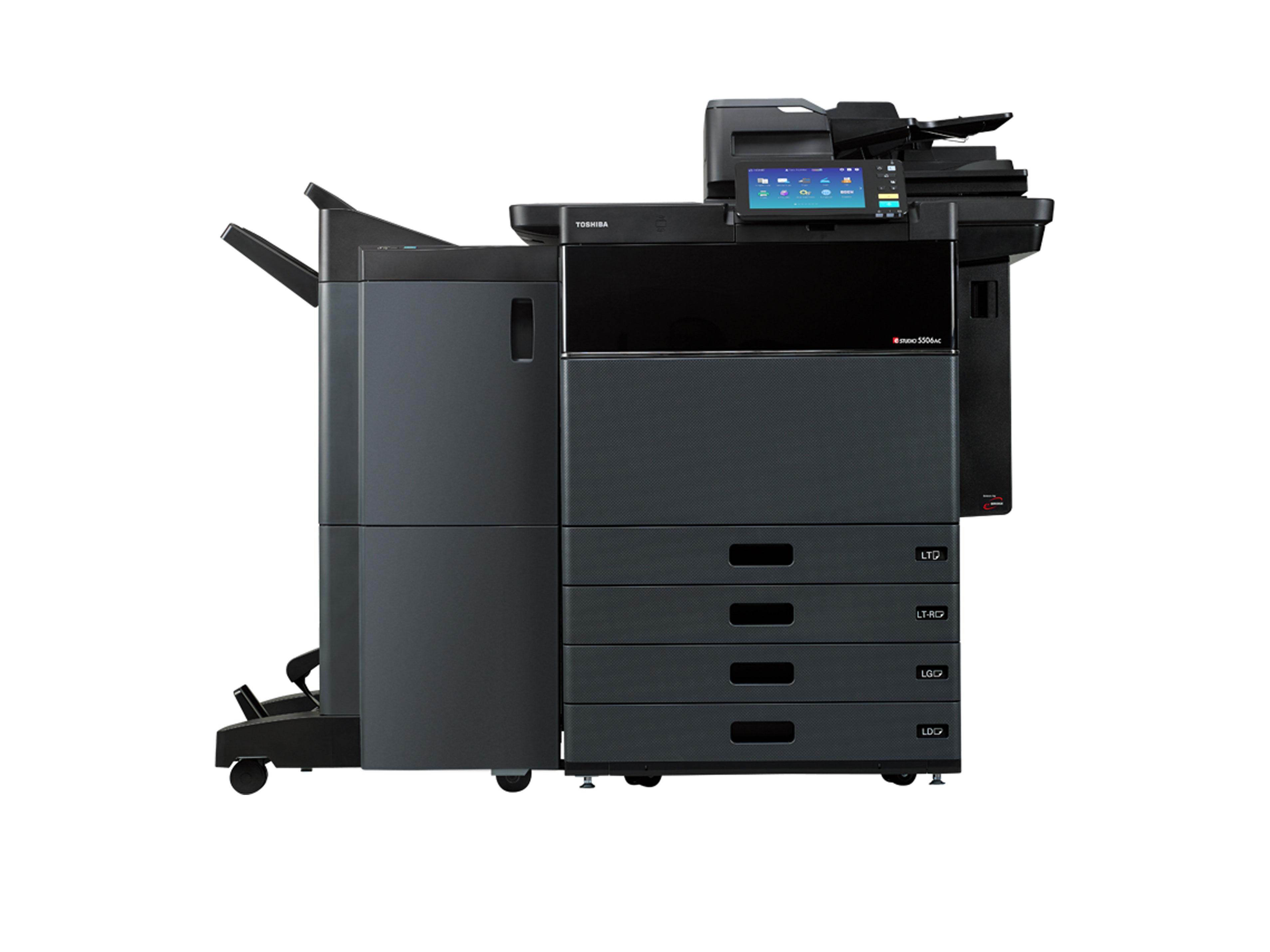 Fotocopiadora e-STUDIO 5506AC usada