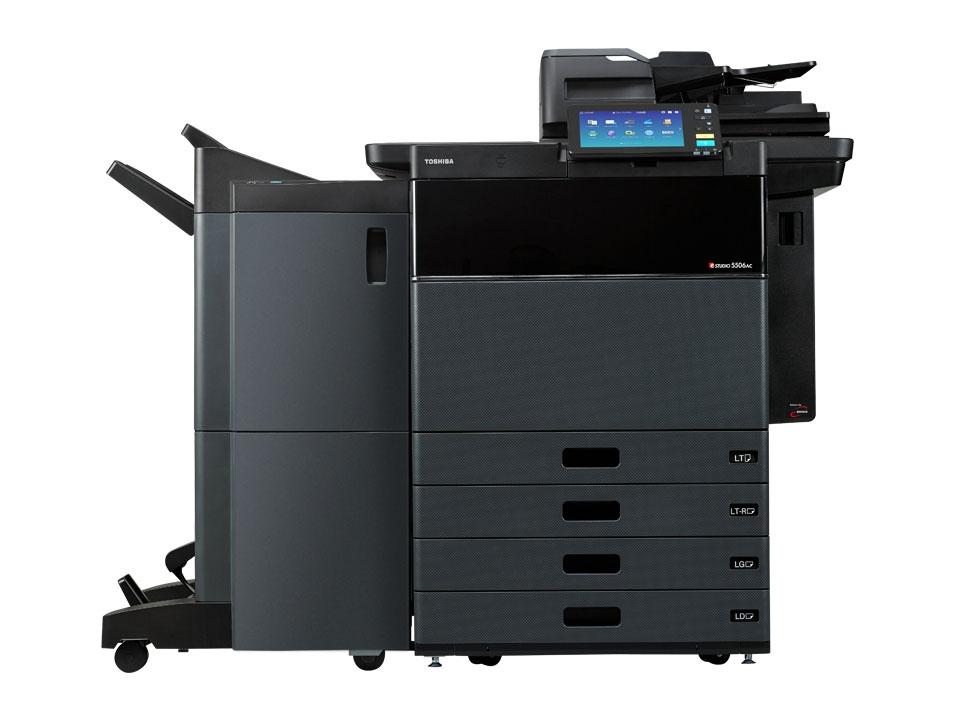 Fotocopiadora e-STUDIO 5506ACG usada