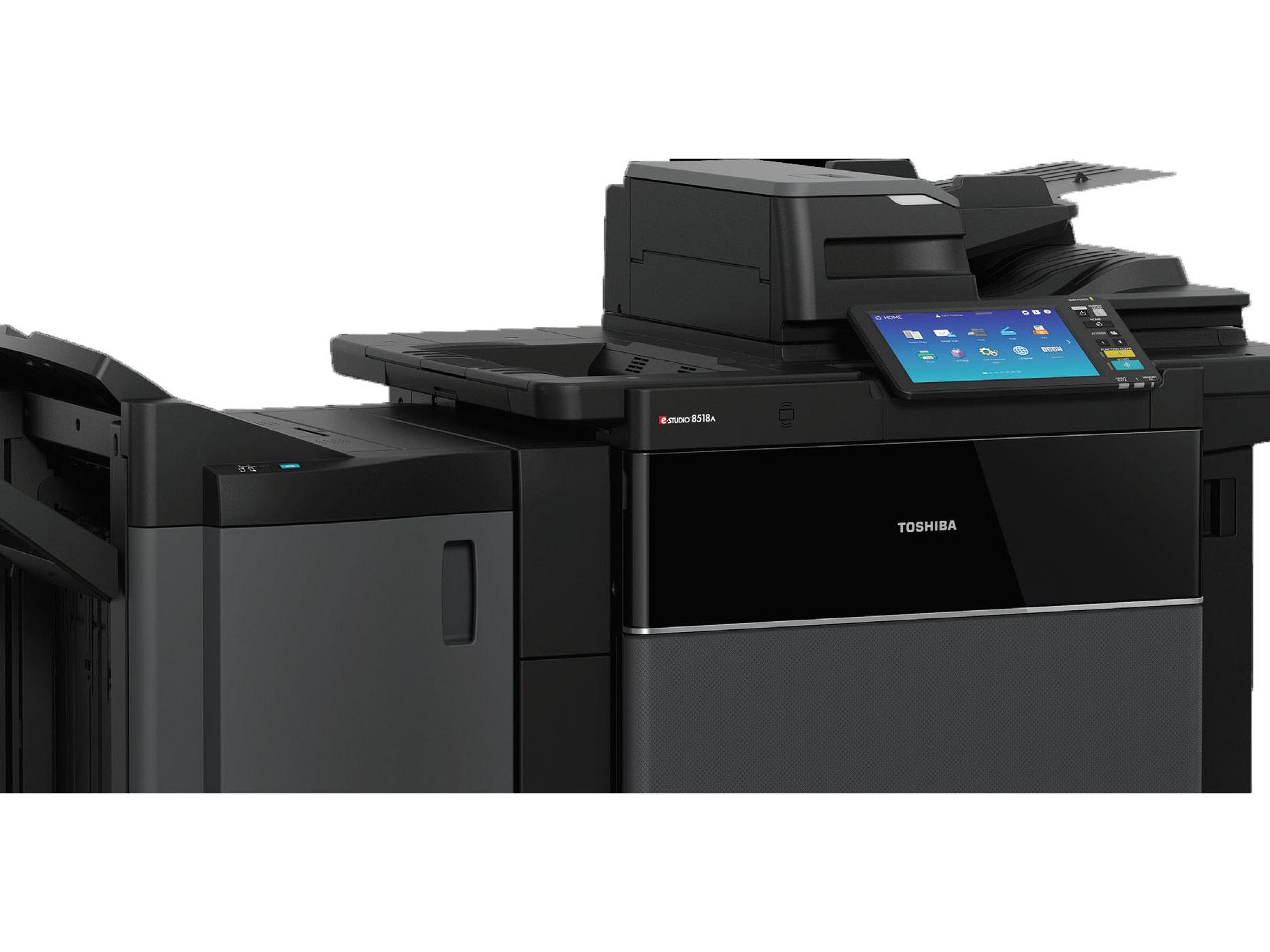 Fotocopiadora e-STUDIO 5518A usada