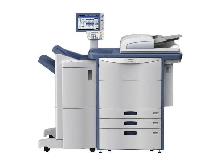 Fotocopiadora e-STUDIO 5560C usada