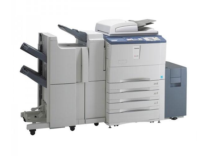 Fotocopiadora e-STUDIO 557 usada