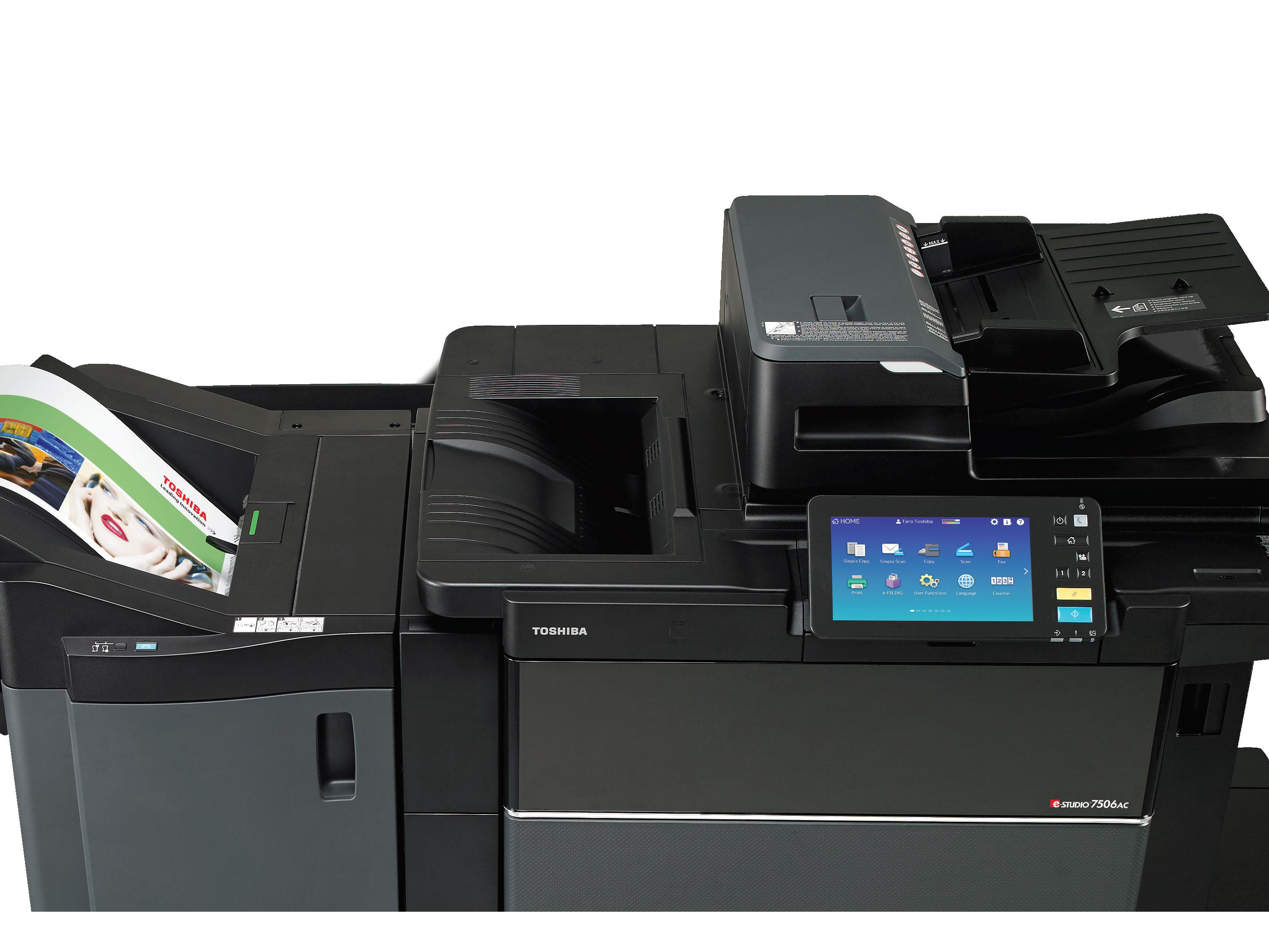Fotocopiadora e-STUDIO 6506AC usada