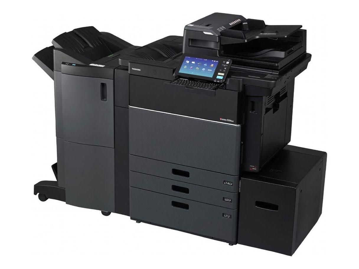 Fotocopiadora e-STUDIO 6506ACT usada