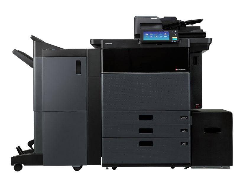 Fotocopiadora Toshiba e-STUDIO 6508A Barata