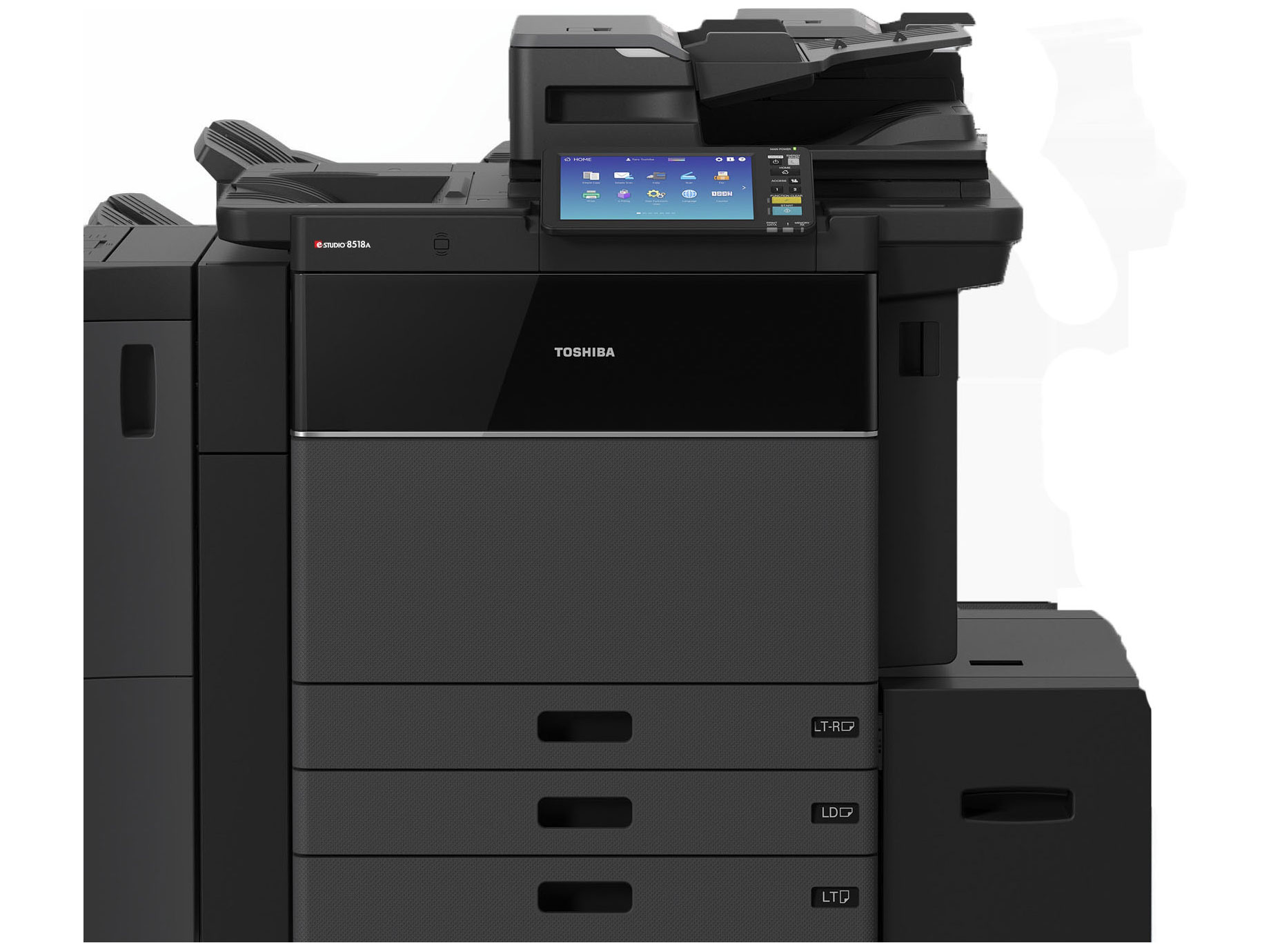 Fotocopiadora Toshiba e-STUDIO 6518A Barata