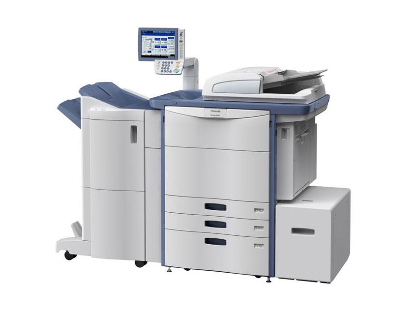 Fotocopiadora Toshiba e-STUDIO 6560C Barata