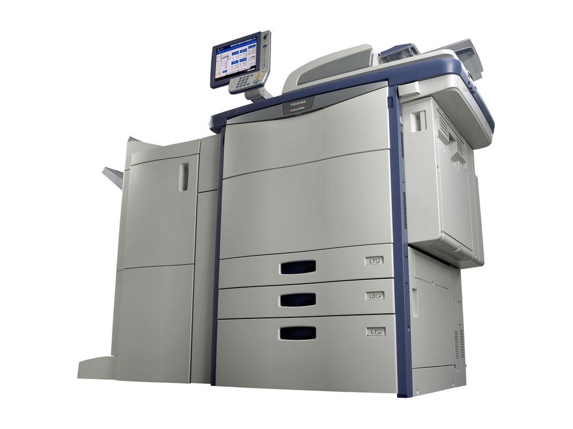 Fotocopiadora e-STUDIO 6560C usada