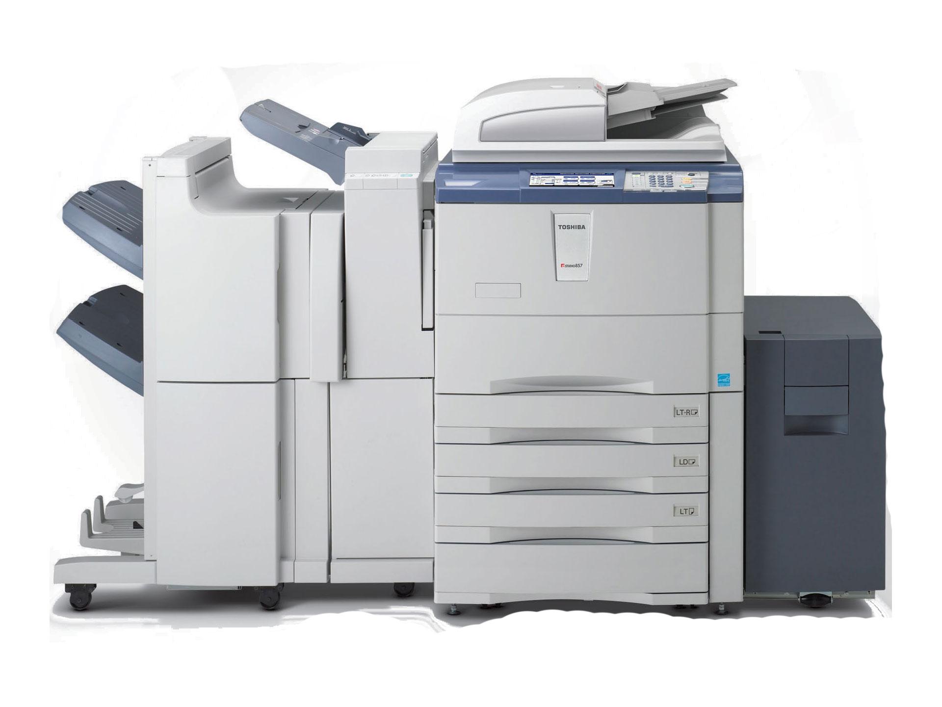 Fotocopiadora Toshiba e-STUDIO 657 Barata