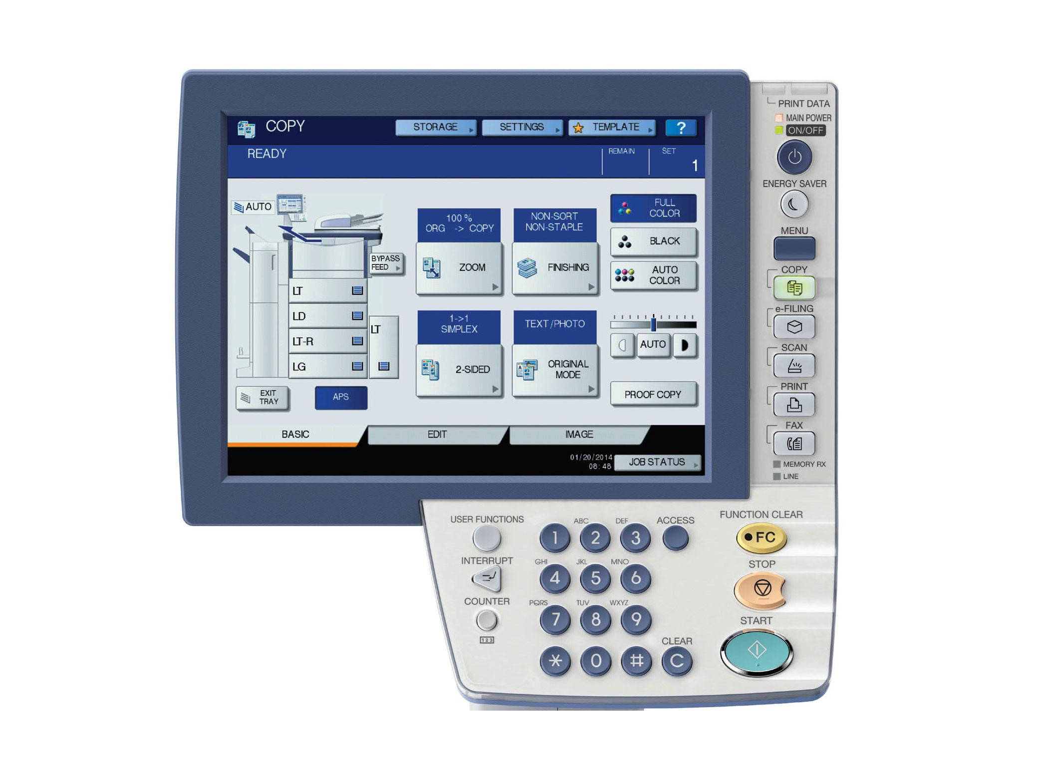 Toshiba e-STUDIO 6570C en venta